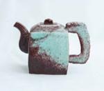 Rectangular Tea Pot; Gyutae Kim; JR00114.5