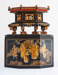 Chinese Lacquerware Altar Piece; Unknown; JR00139