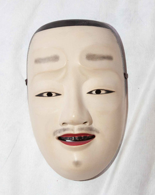 Japanese Noh Mask; Unknown; JR00148.2