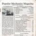 Magazine, Popular Mechanics Magazine; H.W. Windsor, Jnr.; 2005/231