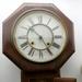 Clock, Wall Chiming; Ansonia Clock Co.; RA2020.003