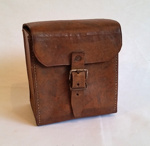 Case, leather; K2003/90