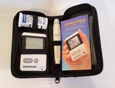 Blood glucose system; RA2017.001