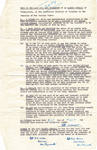 Last Will and Testament of Maggie Kendall; 1952; K2001/39/6/12