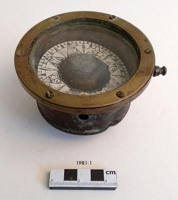 Compass, Ship; 1981-1