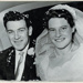 Photo, Trevor and Val O'Donnell on their wedding day; c 1970s; RAP2018.0093