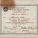 "Certificate, St John Ambulance ""Home Nursing""; RAA2018.0010"