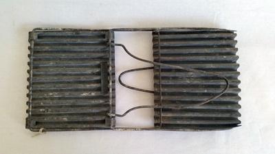 Frame, Glass Plate Negatives; F-8-K-1999-111