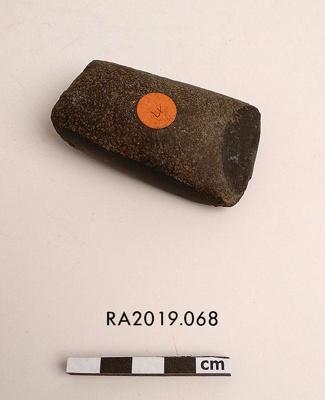 Toki, Stone; RA2019.068