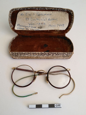 Spectacles; F-8-K-1999-12-222.2