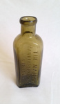 Bottle, Maltine Extract; Maltine Manufacturing Company; c1900-1905; 2017.041