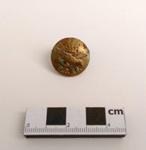 Button, brass; RA2018.073