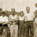 Photo, Group of O'Donnell people; late 1940s; RAP2018.0109