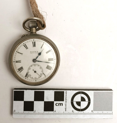 Clock, Pocket Watch; RA2019.319