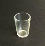 Glass, shot; RA2018.049