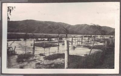 Photo, Kawhia, Green leather photo album; 1926; P2021.0015a
