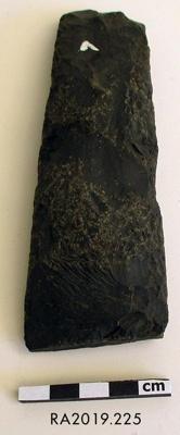 Toki,Kōhatu,Stone; RA2019.225