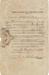 "Certificate, Certificate of Exemption under ""Public Health Act, 1990"" - Part IV.; 1903; RAA2020.0108"