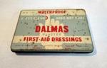 Tin, first-aid dressings; RA2018.030