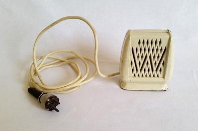 Speaker, Radio or Microphone; RA2017.080