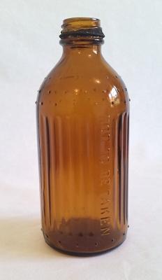 Bottle; K2003/119a.1