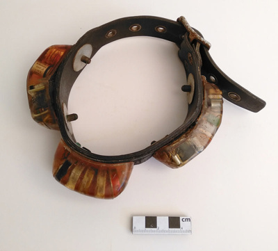 Dog Collar, Prototype; Southwestern TV Ltd; 1949; RA2019.005