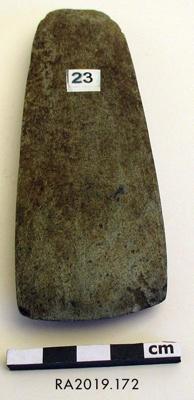 Toki/Stone; RA2019.172