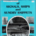 Book, Of Signals,Ships,and Sundry Snippets; Margaret De Jardine; 1997.67