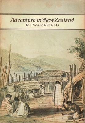 Book, Adventure in New Zealand. Vol. I; E.J. Wakefield; 2010/3/17