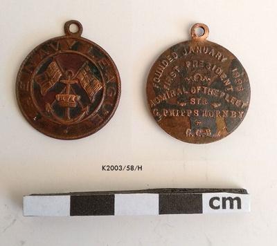 Medal, Commemorative; K2003/58/H
