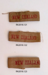 Badge, Army; RA2018.122