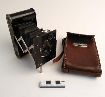 Camera Pocket; Eastman Kodak Co.; RA2019.022