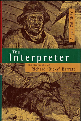 Book, The Interpreter; Angela Caughey; 1998; 2002/64/a