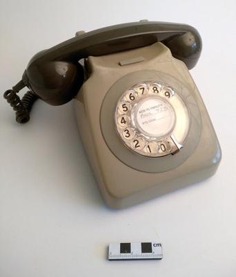 Telephone; Telecom; RA2019.011