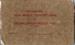 Book, Wage Book; Whitcombe & Tombs Ltd; 2020.012