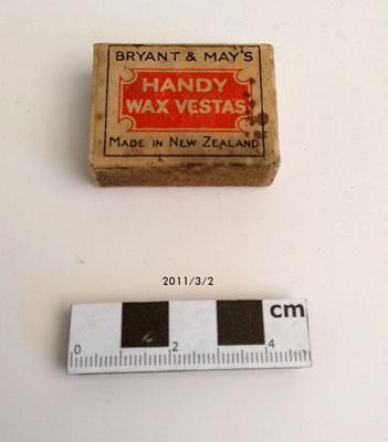 Box, Vestas; 2011/3/2