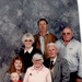 Photo, Family group of four generations.; 1980s; RAP2018.0125