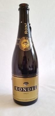 Bottle, Champagne; RA2017.045