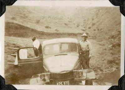 Photo Album, Pioi Station 1945 to 1952; 1987-1.129