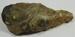 Palaeolithic flint tool; C0977