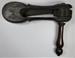 Constable's wooden rattle; C1314