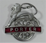 Porter badge; LDMRD 0063.4