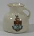 Miniature replica medieaval jug; W.H.Goss; LDMRD 0035.3