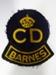 Civil defence badge; LDMRD 0171.6