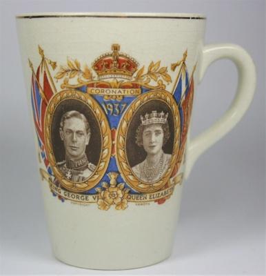 Commemorative mug; LDMRD 0098.2
