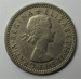 Sixpence; 1962; LDMRD 0228.14