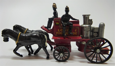 Toy fire engine; LDMRD 0029.1