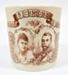 Commemorative mug; Doulton & Co; 1894; LDMRD 0734