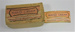 Skin cream packet; Ronald Hayward; LDMRD 0355.8