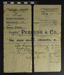 A receipt from Perring & Co.; Perring & Co,; 1903; LDMRD 0527.2